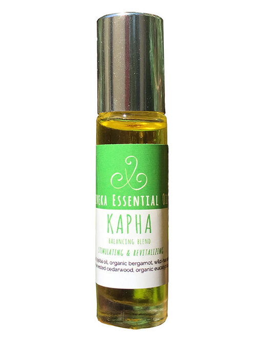 Viveka Essential OIL Roller Sthira Steadiness Blend