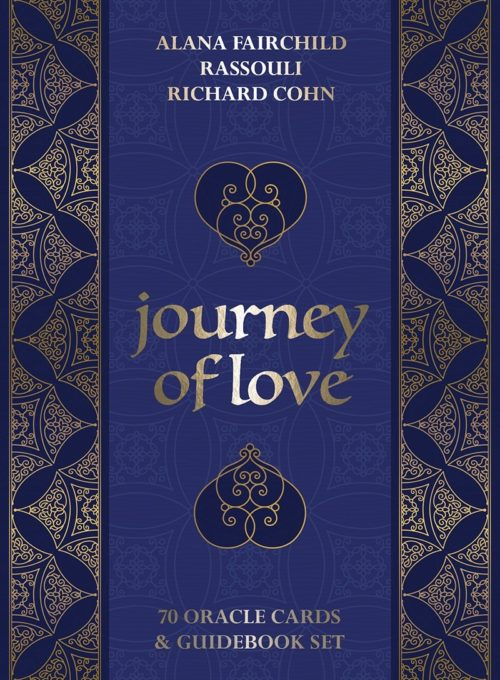 Oracle Cards Journey of Love  by Alana Fairchild