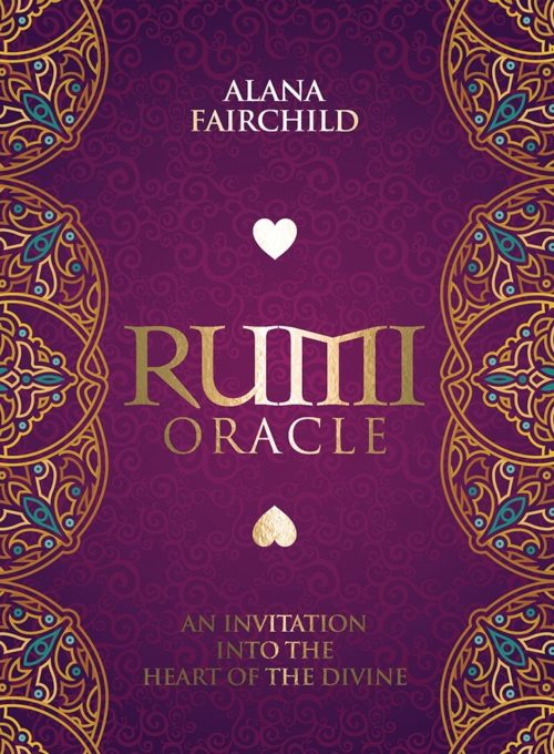 RUMI ORACLE CARDS by Alana Fairchild